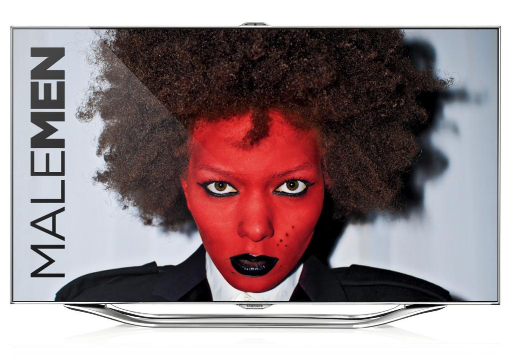 Malemen Smart TV